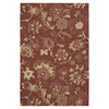 Kaleen Home & Porch 36-in x 60-in Rectangular Multicolor Floral Accent Rug
