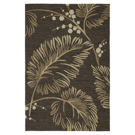 Kaleen Home and Porch Rectangular Multicolor Transitional Indoor/Outdoor Area Rug (Common: 9-ft x 12-ft; Actual: 9-ft x 12-ft)
