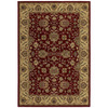 Kaleen Comfort 24-in x 36-in Rectangular Multicolor Transitional Accent Rug