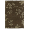 Kaleen Mallard Creek 8-ft x 10-ft Rectangular Multicolor Floral Area Rug