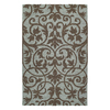 Kaleen Carriage 24-in x 36-in Rectangular Multicolor Transitional Accent Rug