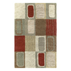 Kaleen Khazana 8-ft x 11-ft Rectangular Multicolor Transitional Area Rug