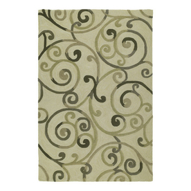 Kaleen Premier 9-ft x 12-ft Rectangular Multicolor Transitional Area Rug