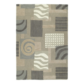 Kaleen Premier 36-in x 60-in Rectangular Multicolor Transitional Accent Rug