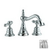 Nameeks Fima Carlo Frattini Epoque Chrome Horizontal Spray Bidet Faucet Trim Kit
