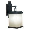 Kenroy Home Plateau 17-1/4-in Oil-Rubbed Bronze Outdoor Wall Light