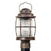 Kenroy Home Beacon 16-in Flint Pier Mount Light