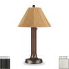 Patio Living Concepts 24-in Resin Plug-in Outdoor Table Lamp