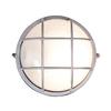 Access Lighting Nauticus 7.5-in H Satin Outdoor Wall Light