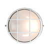 Access Lighting Nauticus 7.5-in H White Outdoor Wall Light