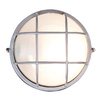 Access Lighting Nauticus 10-in Satin Outdoor Wall Light