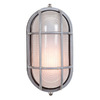 Access Lighting Nauticus 4-1/4-in Satin Outdoor Wall Light