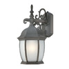 Thomas Lighting Convington 16-in Painted Bronze Outdoor Wall Light