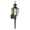 Thomas Lighting Park Avenue 24-in Aged Bronze Outdoor Wall Light