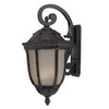 Acclaim Lighting Renaissance 37-1/2-in Marbleized Mahogany Outdoor Wall Light