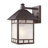 Acclaim Lighting Artisan 14.5-in H Architectural Bronze Outdoor Wall Light