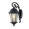 Acclaim Lighting Waverly 19-1/2-in Matte Black Outdoor Wall Light