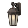 Z-Lite Newport 11-7/8-in Antique Bronze Outdoor Wall Light