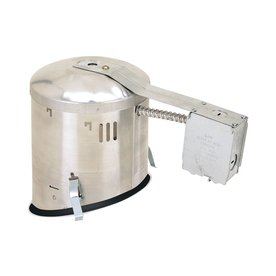 Nora Lighting Remodel Airtight IC Slope Recessed Light Housing (Common: 7-in; Actual: 7.128-in)