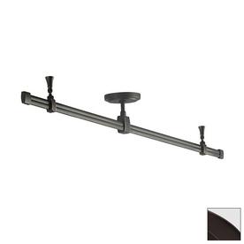 shop nora lighting bronze flexible track light bending kit at lowes. Black Bedroom Furniture Sets. Home Design Ideas