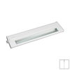 Cascadia Lighting 14-in Hardwired/Plug-In Under Cabinet Fluorescent Light Bar