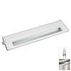 Cascadia Lighting 10-in Hardwired Under Cabinet Xenon Light Bar