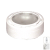Cascadia Lighting 2.625-in Hardwired or Plug-In Under Cabinet Xenon Puck Light