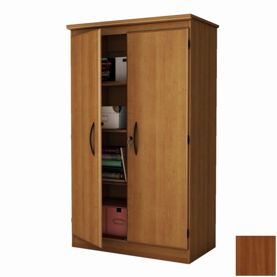 Shop South Shore Furniture Morgan Cherry 4Shelf Office