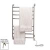 Warmrails Satin Nickel Towel Warmer