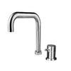 Moda Collection Stiriana Gloss 1-Handle Fixed Deck Mount Tub Faucet