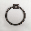 D'Artefax Bamboo Oil-Rubbed Bronze Wall-Mount Towel Ring