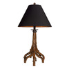 Shadow Mountain 31-in Table Lamp with Shade