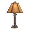 Shadow Mountain 29-in Chateau Table Lamp with Shade