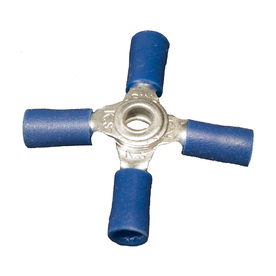 Morris Products 100-Count Fork Wire Connectors