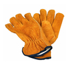Morris Products Large Unisex Leather Palm Work Gloves
