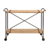 UMA Enterprises Rectangular Kitchen Cart