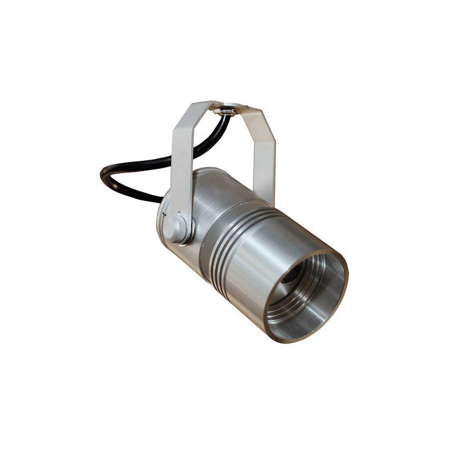 Shop Prima Lighting 3 Light LED Silver Flexible Track
