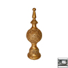 Hickory Manor House Gilt Silver Lamp Finial