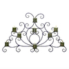 UMA Enterprises 3-13/16-ft Unfinished Metal Candle Holder Accent