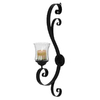 UMA Enterprises 3-in Unfinished Metal Candle Holder Accent