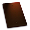 Residential Essentials 1-Gang Venetian Bronze Blank Steel Wall Plate