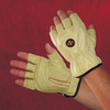 Impacto Small Unisex Leather Work Gloves