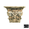 Hickory Manor House 1-ft 4-in Painted Composite Capital Shelf Corbel Accent
