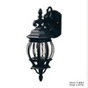 Artcraft Lighting Classico 17.5-in H White Outdoor Wall Light