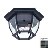 Artcraft Lighting Classico 10-3/4-in Outdoor Flush-Mount Light
