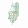 Artcraft Lighting Classico 19.5-in H White Outdoor Wall Light