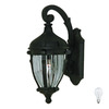 Artcraft Lighting Annapolis 21.5-in H Oil-Rubbed Bronze Outdoor Wall Light