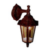 Whitfield Lighting 14-in Ebony Bronze Outdoor Wall Light