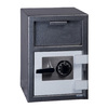 Hollon Combination Lock Waterproof Fire Resistant Drop Box Safe