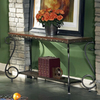 Steve Silver Company Ellery Cherry Rectangular Console and Sofa Table